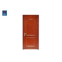 China BS Soundproof Composite Bedrooms Solid Wood Internal Doors on sale