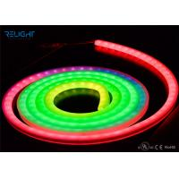 Quality High Brightness 5050 RGB 72W Dimmable Flexible LED Strip Lights For Home / Bar wholesale