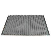 Cheap Stainless Steel Wave Type Screen/Corrugated Oil Shale Shaker Screen/80-325mesh for sale