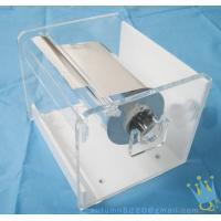 Quality acrylic napkin holder wholesale