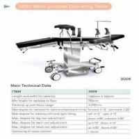 Quality Multi-purpose Operating Table wholesale
