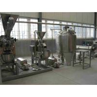China Peanut Butter / Almond Butter Maker Machine Easy Operating For Snack Food Factory on sale