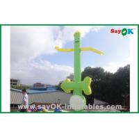China Arrow Shape Blow Up Advertising Man 750W Blower Custom Inflatable Product on sale