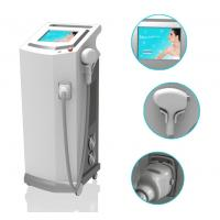 Quality Professional 808nm Diode Laser Hair Removal Machine / Equipment for chest , back , legs wholesale