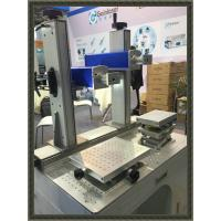 Quality Mini CNC Fiber Laser Marking Machines / High Precision Laser Marking Equipment wholesale