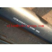 Quality ASTM A335 P11 13CrMo44 15CrMo Alloy Steel Pipe 6m / 12m Length wholesale