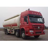 Quality Powder Material Transport Vehicle Bulk Cement Truck wholesale