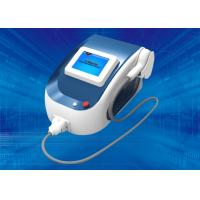 Quality Big Spot size 12*20mm And 10,000,000 Shots 808nm Diode Permanent Hair Removal Equipment wholesale