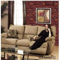 Buy cheap 3D Brick Grain Classic Style 0.53*10m Vinyl Waterproof Wallpaper from wholesalers