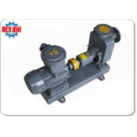 Quality Non Clogging Self Priming Centrifugal Water Pump Self Suction ZW Series wholesale