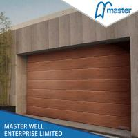 Quality Stacking Automatic Overhead Garage Doors Insulated With Chain Motor wholesale