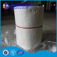 China Light - weight heat resistant ceramic fiber board high temperature resistance on sale