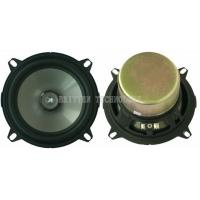 Quality 25 Watt 5.25 Inch Car Midrange Speaker , 2 Way Coaxial Car Speaker wholesale