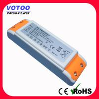 Cheap Universal 24W Constant Voltage LED Driver Over Current Protection for sale
