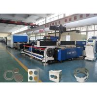 Buy cheap High quality automatic fiber cutting machine stainless steel thick-walled tube from wholesalers
