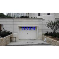 Quality Anti Flaming Roll Up Garage Doors , Easy To Operate Contemporary Garage Doors wholesale