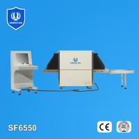 Quality Railway / Airport X Ray Baggage Inspection System , Parcel Scanner Machine wholesale
