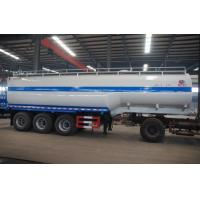 Quality factory sale best price CLW Brand 3*FUWA/BPW axles 30-35CBM water tanker semi-trailer for sale, portable water trailer wholesale