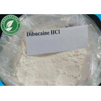 Buy cheap Topical Anesthetics Powder Dibucaine Hydrochloride CAS 61-12-1 from wholesalers