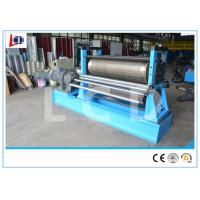 Quality Automatic Metal Embossing Machine 18m / Min Working Speed For Steel Sheets wholesale