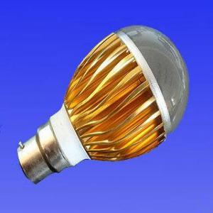 China High Power LED Bulb Light 5*1W (B22) on sale