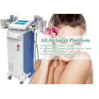 Cheap Clinic / Salon / Spa Use Multifunction Beauty Machine For Circumference Reduction for sale
