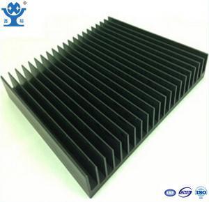 Quality new aluminum products!professional round aluminum heat sink / custom anodizing aluminum wholesale