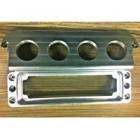 Buy cheap Aluminum / Brass / Steel CNC Precision Machining Parts Sand Blasting Surface from wholesalers