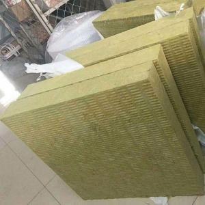 China External Wall Rock Wool Insulation Board on sale