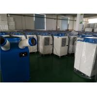 Quality 18700BTU Temporary Air Conditioning , 780m3/H Evaporator Air Flow Cooling wholesale