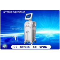 Quality Wrinkle Removal Skin Tightening Equipment RF 10.4 Inch Color LCD Touch Screen wholesale