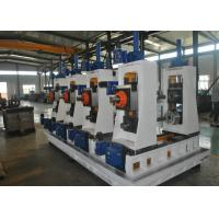 Quality Full Automatic Square Tube Mill / Carbon Steel Welded Pipe Mill wholesale