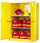 Quality Fireproof Safety Storage Cabinets , Laboratory Storage Cabinets 150kg Loading wholesale