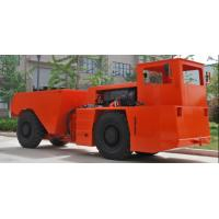 Quality RT-5 Underground Dump Truck For Quarrying Tunneling Construction , One Year Warrenty wholesale