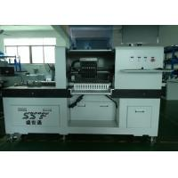 Quality 8 Heads Granite Table SMT Assembly Machine Fast Speed For 1.2m PCB LED Strip wholesale