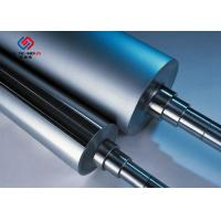 Quality Cylinder Anilox Rollers Chroming Or Ceramic Surface Treatment High End wholesale
