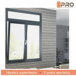 Quality European Tilt And Turn Aluminium Windows / Thermal Break Glass House Aluminum Windows wholesale