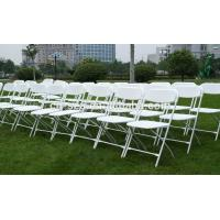 hot sale portable stackable PP plastic folding chairs for events