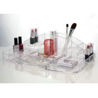 Quality Clear Cosmetic Acrylic Display Stands , Acrylic Countertop Display wholesale