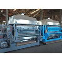 Quality Processing Type Egg Tray Equipment Recycled Waste Paper Pulp Molding Machine wholesale
