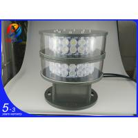 Quality AH-MI/I ICAO type LED Flashing Aviation Obstruction Lights for telecom tower; TYPE B 2000 FAA wholesale
