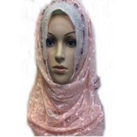Quality Lace Hijab Scarf (LC-C053) wholesale