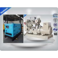 Quality Water Cooled Alternator Marine Generator Set Diesel Engine For Backup Power wholesale