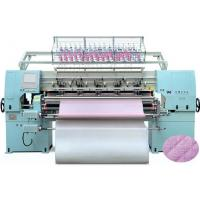 China Low Noise Overlock Sewing Machine , Chain Stitch Machine For Quilting Digital Control on sale