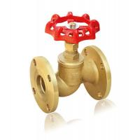 Quality High Pressure Safety Brass Globe Valve Water Stop Valves 6 Inch DN15 - DN150 wholesale