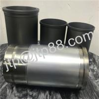 Quality ISUZU Dump Truck 6HH1 6HK1 Engine Cylinder Sleeves With Strong Package 115.0mm wholesale