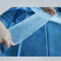 Quality Hydrophilic Non Woven Polypropylene Fabric Roll In Medical Bed Sheet , Good Strength wholesale