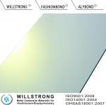 Quality GB/T17748-2008 Fire Retardant Aluminum Composite Panel Standard Size 1220*2440mm wholesale