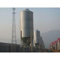 China High strength Feed Storage Bin Assembly with hot galvanized steel sheet on sale