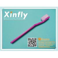 Quality Ukraine Disposable hotel toothbrush manufacturers wholesale